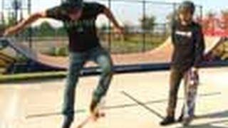 アスリート解体新書 (37)スケートボード ~オーリー/飛びの秘密~