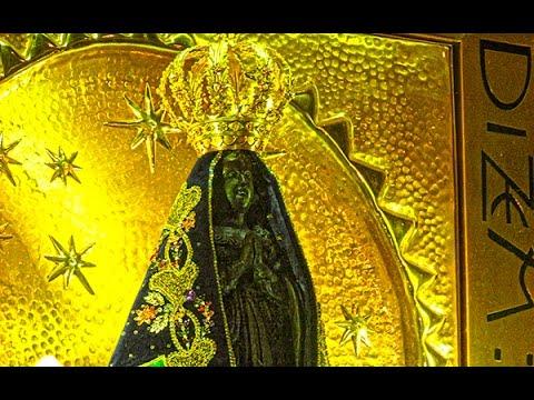IMAGEM ORIGINAL de Nossa Senhora Aparecida, simplesmente Magnífica!