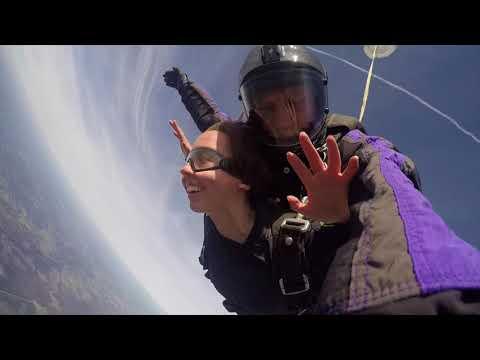 Skydive Tennessee Rachel Byrnes