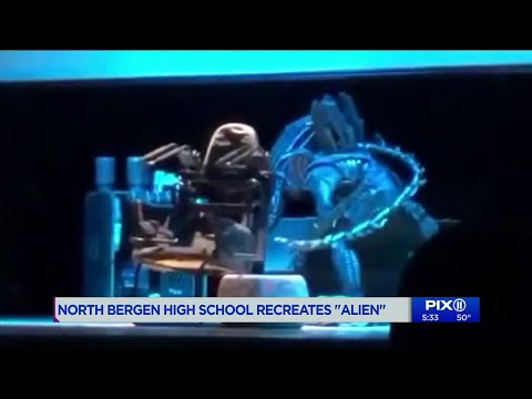 Wendy - NJ High School's Production Of Alien Has Hollywood's Attention