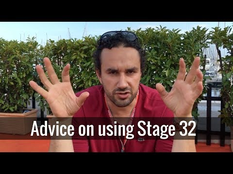 Advice using Stage 32 I Stage 32 Members at the Cannes Film Festival 2016