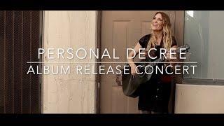 """Personal Decree"" Album Release Concert- Rock Church San Diego"