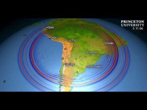 Magnitude 5.3 Quake, SALTA PROVINCE, ARGENTINA