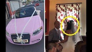 Придя на свадьбу к другу, он увидел свою девушку в платье невесты. Вот что было дальше...