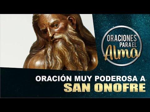 ORACI�N MUY PODEROSA A SAN ONOFRE (AUDIO) / PARA GANAR LA LOTER�A