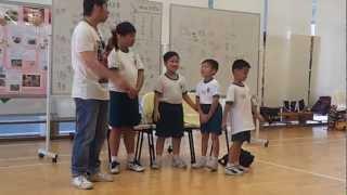 香港教育學院賽馬會小學A MAN超人品格班01