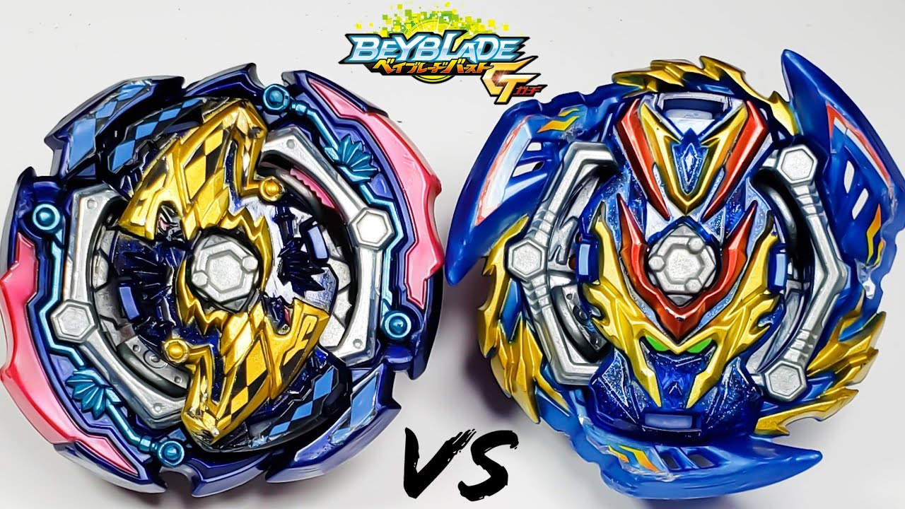 Judgement Joker VS Slash  Valkyrie| Joe VS Valt | Beyblade Burst Gachi/GT Battle