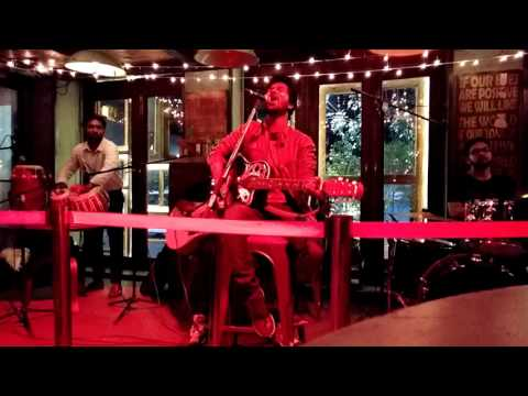 Tejasva Band Live at Informal Cafe Connaught Place, Delhi
