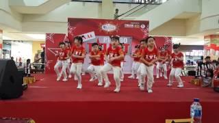 Evo Dance School Mega Crew at PIM GO TALENT 2016