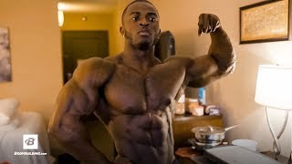 How an IFBB Classic Physique Pro Prepares for a Show | IFBB Pro Kenneth Owens
