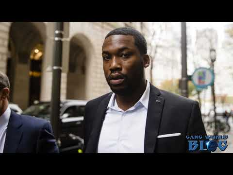 Meek Mill sentenced to 4 years in prison for probation violation