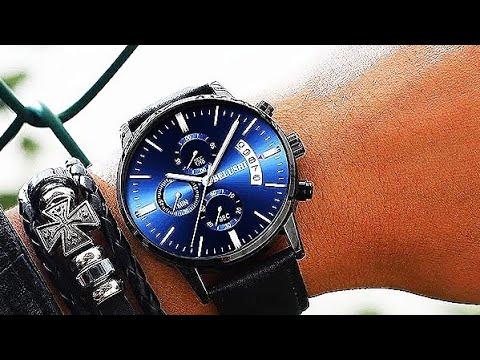 Конкурс с розыгрышем мужских наручных часов Belushi / Belushi Men's Watch Competition