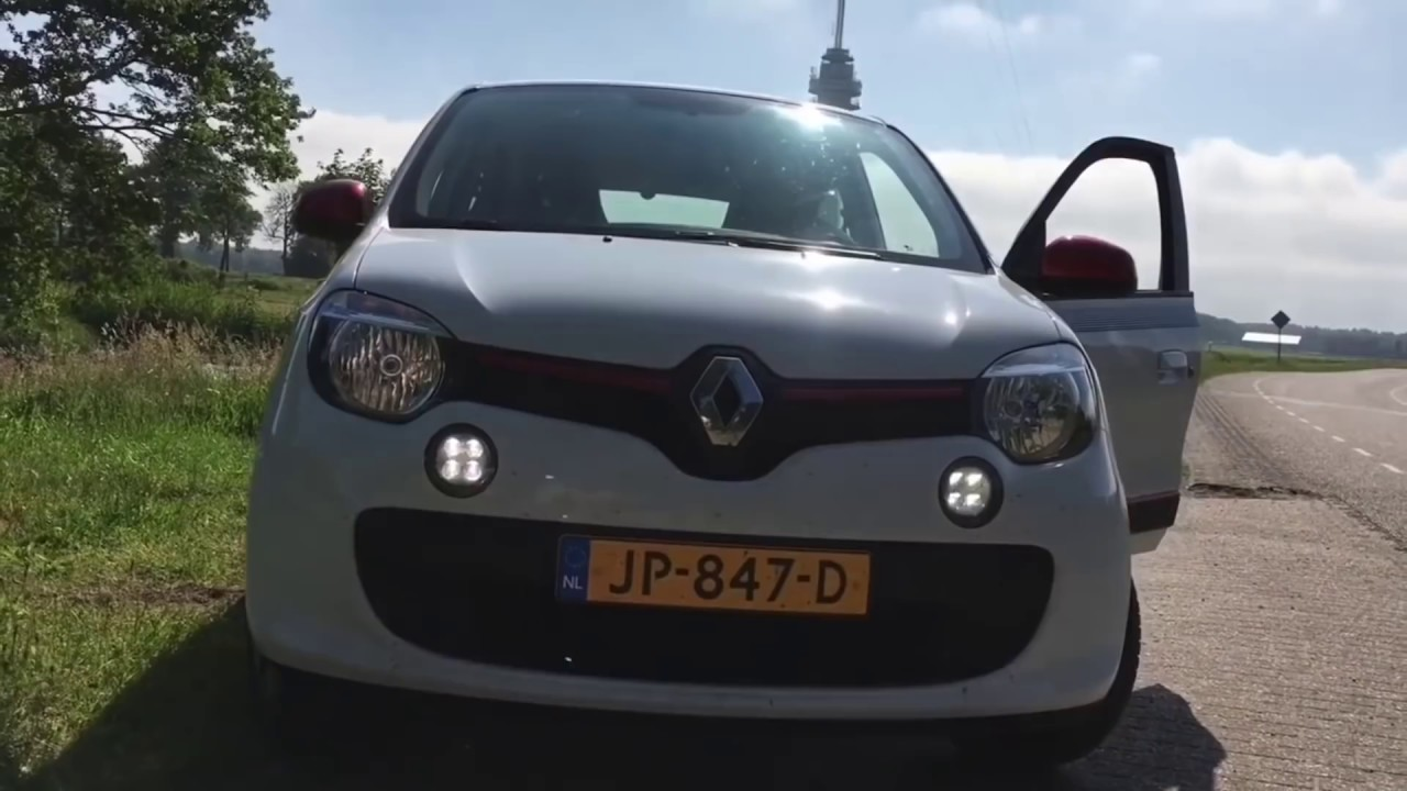 renault twingo 2016 quick review youtube. Black Bedroom Furniture Sets. Home Design Ideas