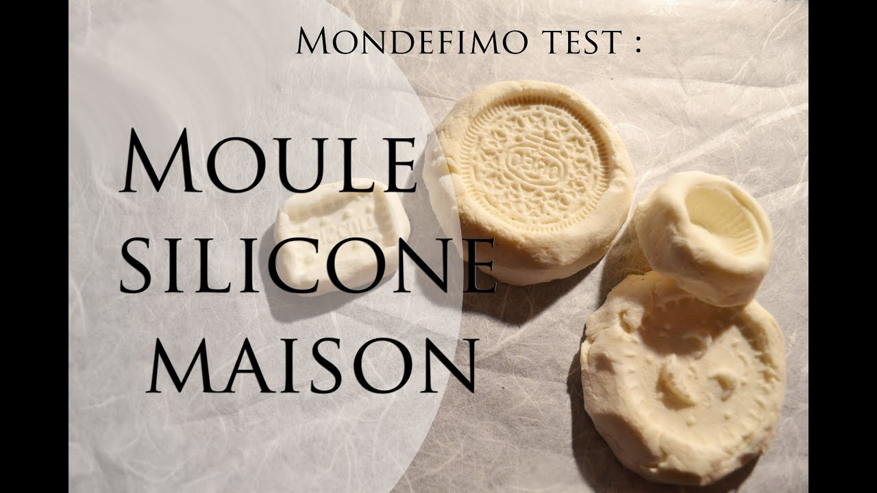 Test des moules silicone maison youtube - Comment faire un beau joint de silicone ...