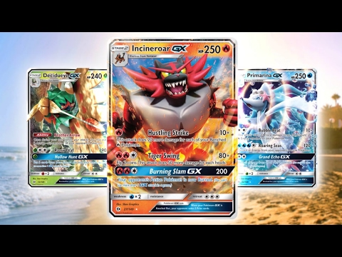 Pokémon TCG: Sun & Moon Showcase