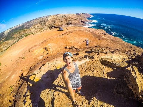 Roadtrip Western Australia 2016 - Gopro Hero 4