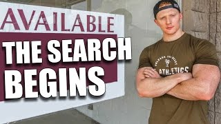 The Search Begins | Scouting Out Potential Gym Locations