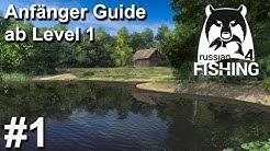 Anfänger Guide ab Level 1 - Tipps zum Start #1 🎣🐋 | Russian Fishing 4 | Deutsch | UwF