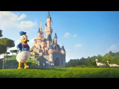 Disneyland Paris The Little Duck Television Commercial (2018)