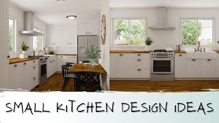 Small Kitchen Renovation Ideas -  Tips for your reno