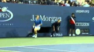 US Open 2009 Compilation
