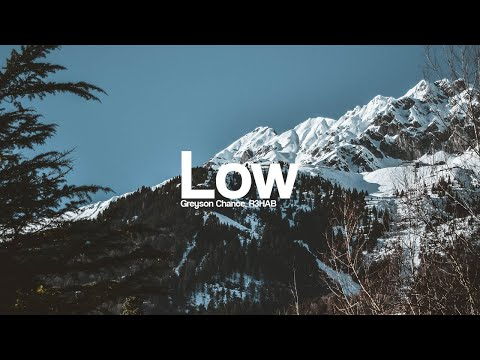 Greyson Chance - Low (R3HAB Remix) [Bass Boosted]