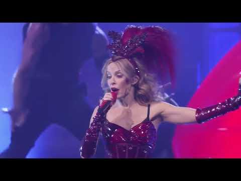 Kylie - Kiss Me Once Tour (Full Concert) HD Festival London