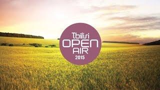 TBILISI OPEN AIR 2015 Promo