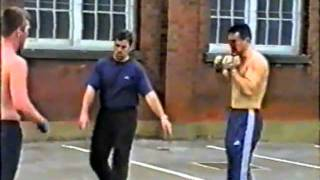 Simon O' Donnell Old Fight part 1