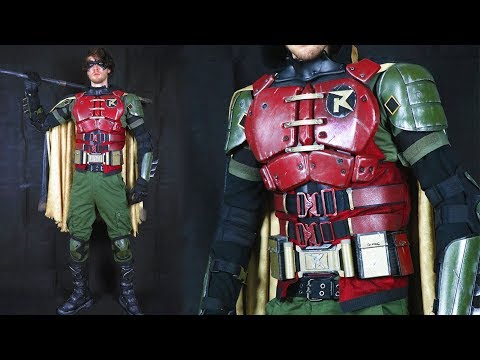 Becoming The Boy Wonder: Part 2 (Robin Cosplay)