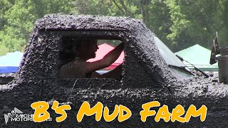 First Look At B's Mud Farm