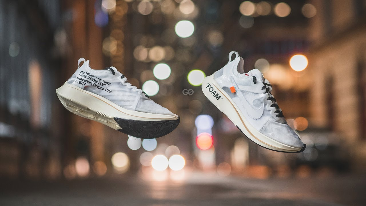 e5aee36aed621 Review   On-Feet  Off-White x Nike Zoom Fly