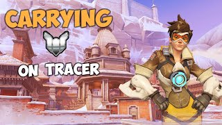 Carying PLATINUM on TRACER!