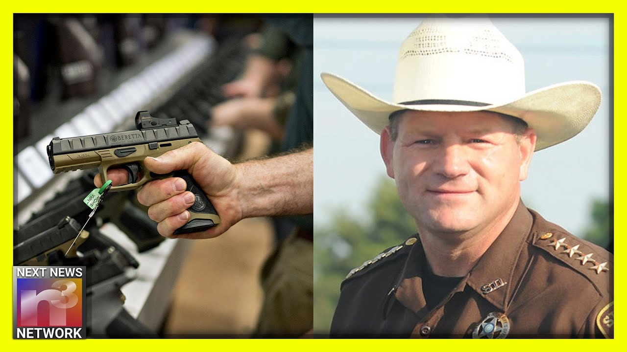 Pro-Second Amendment Organization Releases BRUTAL Ad Against Anti-Gun Sheriff