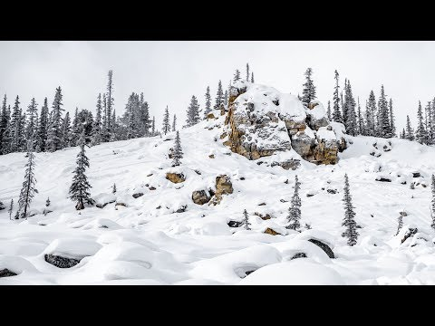 Skiing Rock Gardens At Marmot Basin | Resort Rundown