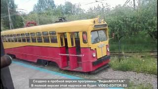 Музей трамвая и троллейбуса.Нижний Новгород.