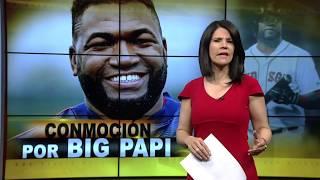 Conmoción por Big Papi - El Informe de Alicia Ortega SIN