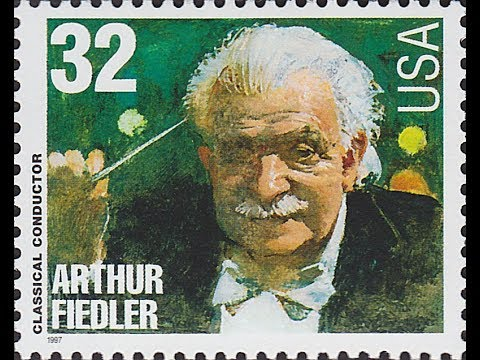 Arthur Fiedler & The Boston Pops Orchestra:Mascagni-Strauss Jr .-laneaudioresearch-2017