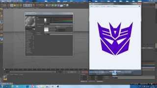 Создание 3D логотипа в Cinmea 4D(Как Сделать 3D Логотип? В данном видео уроке я расскажу вам, как при помощи программ Cinema 4d и Adobe Illustrator перевес..., 2014-12-22T15:20:07.000Z)