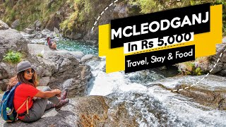 Exploring Mcleodganj & Dharamkot In Budget | Indian Travel Vlogger | Mcleodganj Tourist Places