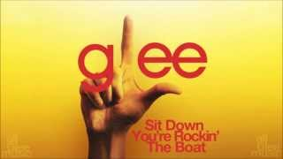 Download Sit Down You're Rockin' The Boat | Glee [HD FULL STUDIO] MP3 song and Music Video