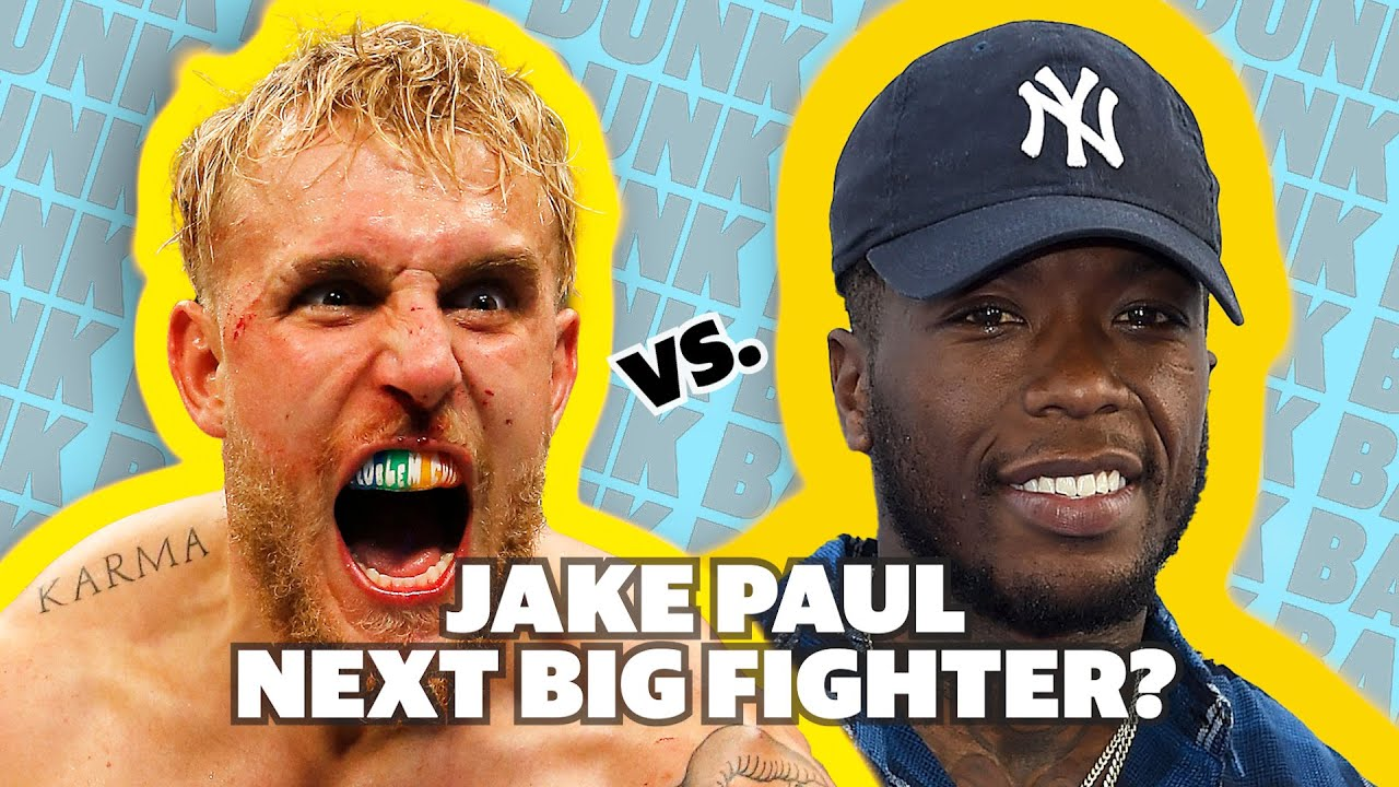 Jake Paul: The Next Big Fighter? | Dunk Bait