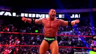 WWE Batista Titantron with Monster Return Theme 2014-2015 HD