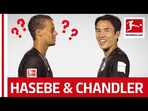 Japanese Lesson with Makoto Hasebe & Timothy Chandler - Repeat After Me Challenge
