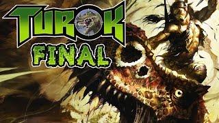 turok dinosaur hunter   turok vs the t rex playthrough ending final boss
