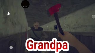 (Hello) Grandpa - Horror Game - Complete Gameplay