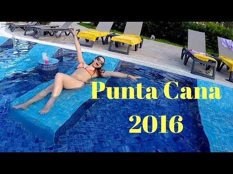 Punta Cana Trip 2016 Barcelo Bavaro Palace Deluxe