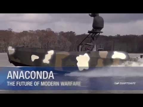 Anaconda (AN-2) -  Unmanned Surveillance Vessel (USV) of the South!!