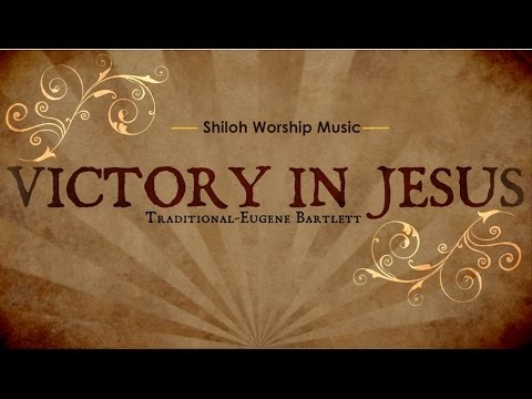 """Victory In Jesus"" Classic Bluegrass Gospel Song with Lyrics & Guitar Chords"