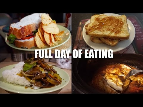 Full day of eating IIFYM | Cutting with Crohn's & Colitis | Episode 2